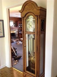 Howard Miller Grandfather Clock $ 380.00