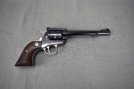 Ruger .22 cal. New Model Single-Six Colorado centennial