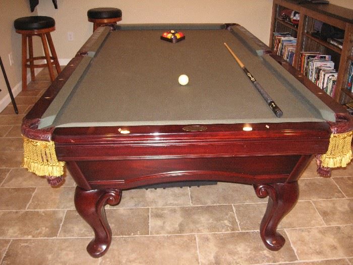 Pool Table Highland Series limited edition