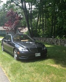 2011 Mercedes-Benz 5550 Class 5 $29,600.00 Very low 52,000 miles, non-smoker, clean title. Garage Kept. All maintenance records, Storage package. Several other items included at no addition cost.Moving out of state nad can not take it with me. This item is available pre-sale. Call for private showing Patty 603-521-5626 NO DEALERS PLEASE!!!!