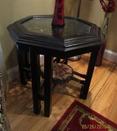 6 sided table