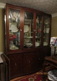 china cupboard Thomasville Bogart collection