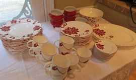 lenox batik pattern full set priced individually