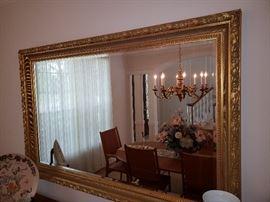 """Labarge designer Mirror (5'9"""" x 3'8"""")"""