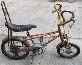 Murray Eliminator F5 Streeter - barn find, as is, ready for a beautiful resoration, all original parts