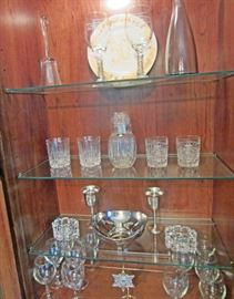 Barware and accessories