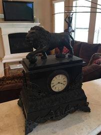 Maitland Smith Clock