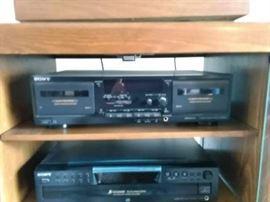 Sony Dual Cassette