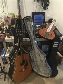 Seagull Guitar, Lap Steel