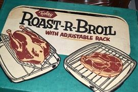 Foley Roast-R-Broil for your mid century Thanksgiving