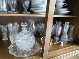 glassware  and  crystal
