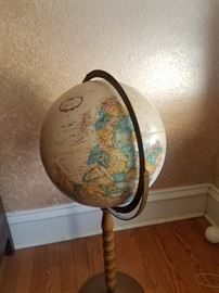 GLOBE OF GREATNESS