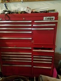 TOOLBOX IN GREAT CONDITION
