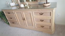 $175   Triple dresser with mirror