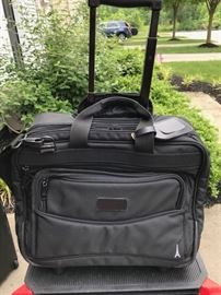 Travel Pro bag with shoulder strap