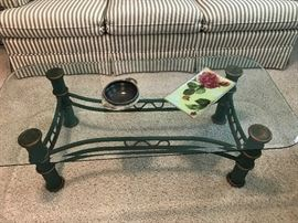 Matching Coffee Table with Sofa Table
