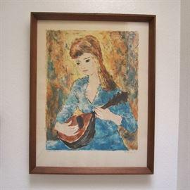 Mid-century art