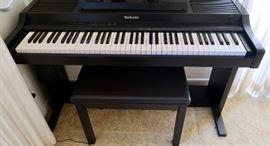 Technics Piano/Keyboard