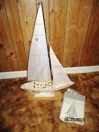 Ocean 500 remote control boat