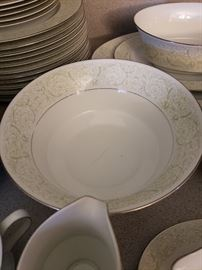 "Sango china set ""Phoenicia"""
