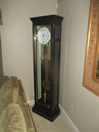 Sligh Furniture grandfather clock