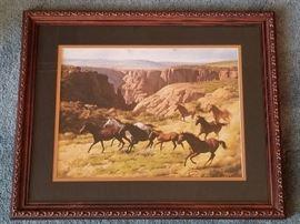 John Leone Framed Print  https://ctbids.com/#!/description/share/25362
