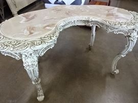 Ornate Desk