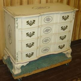 Small Chest - Made By Jasper Cabinet Co.