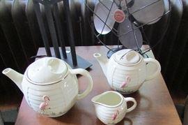 Flamingo Tea time
