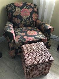 HAVERTY'S ARM CHAIR