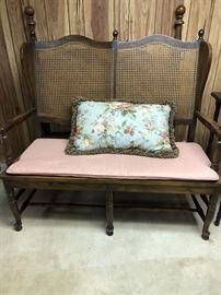 Very Unique Love Seat...