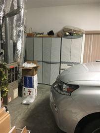 Nice storage units.