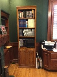 Books not for sale just bookcase
