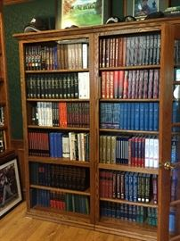 Books not for sale just bookcases