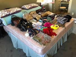 Beautiful Queen size Bed Set