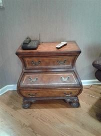 Small Bombay chest
