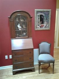 Lovely vintage secretary desk