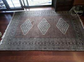 Oriental wool Rug