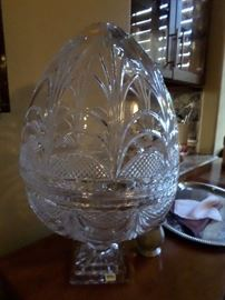 Very Large Crystal Egg