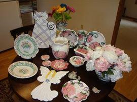 Jan Pugh Pottery Collection~Genoa, Ohio