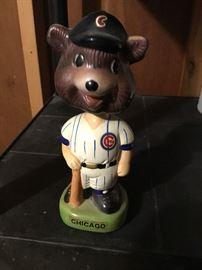 Cubby Bear bobblehead
