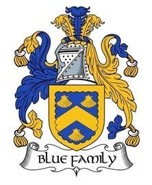 Blue Family Logo