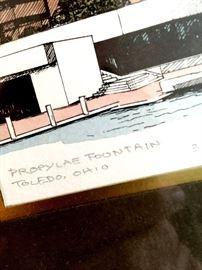 Propylae Fountain...