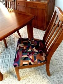 It Has Two Leaves...and Six Chairs...