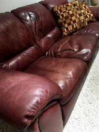 Or A Comfy Leather Sofa,,,