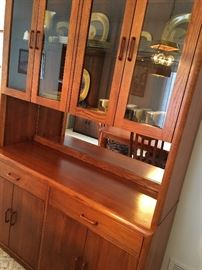 There's Also A Matching China Cabinet...These Are ALL In SHOWROOM Condition!...