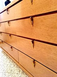 Down The Hall A Bit More There's A Really Nice 12 Drawer Dresser...