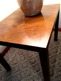 There's A Nice Office Up There With Office Type Things Including A Desk...Parson Tables...