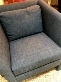 A pair Of Matching Arm Chairs...