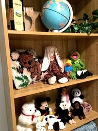 Some Vintage Stuffies...